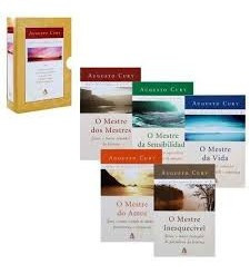 Livro Box Analise Da Inteligencia De Augusto Cury