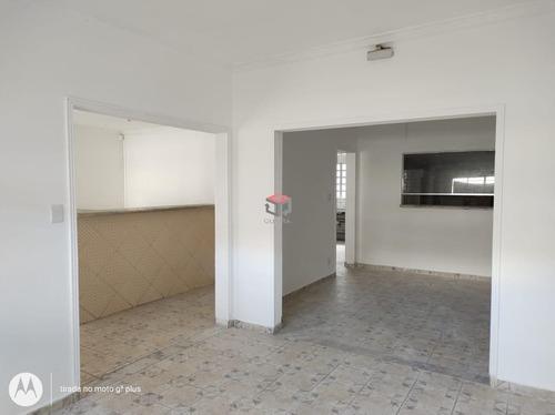 Casa Comercial Para Locação, 104 M², 2 Vagas - Jardim Bela Vista - Santo André / Sp  - 101778