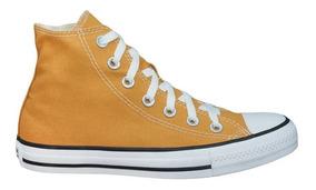 Tênis Converse All Star Ct0004 - Amarelo - Rosa