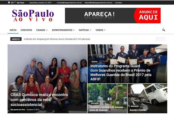 Tema Portal De Noticias Wordpress