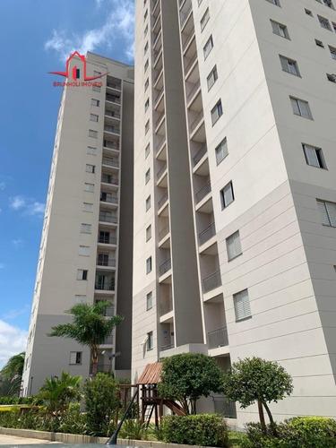Apartamento A Venda No Bairro Jardim Pitangueiras Ii Em - 3902-1