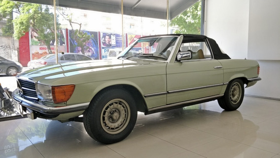 Mercedes Benz Sl 280 Descapotable Coleccion