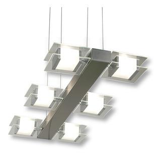 Sistema Colgante Bipin 6 Luces 50 Watts Linea Nova 6000/6