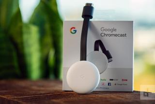 Google Chromecast 3 Generacion Smart Tv Netflix Original