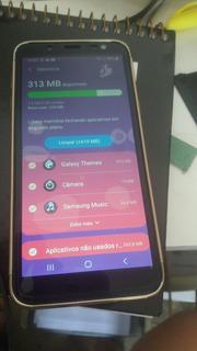 Celular Samsung J6 - Praticamente Novo