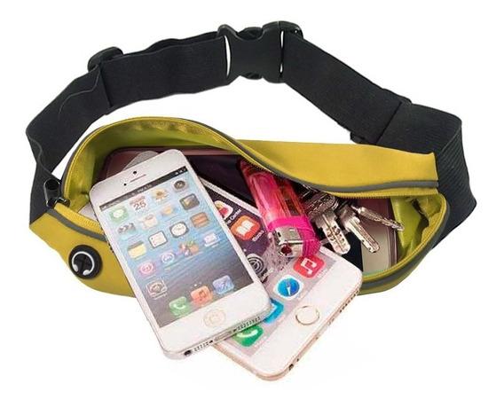 Riñonera Running Deporte Expandible iPhone 8 7 6s 5 Plus Se