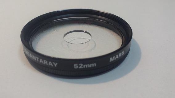 Lente Filtro P/câmera 52mm Mars - Seminova