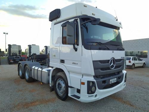 Mercedes-benz Actros 2651 6x4 2016 = Fh 540 = Scania