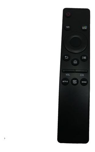 Imagen 1 de 10 de Control Compatible Con Samsung Uhd Curvo Bn59-01310c