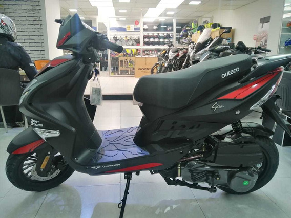 Motocicleta Victory Life