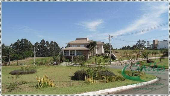 Condomínio Fechado Colinas De Inhandjara Itupeva - Terreno À Venda - 3375