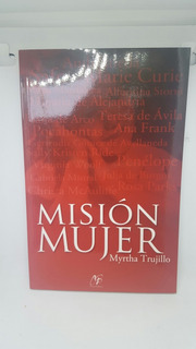 Libro Novela Mision Mujer