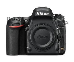 Câmera Nikon D750 Dslr (somente Corpo) Pronta Entrega + Nf