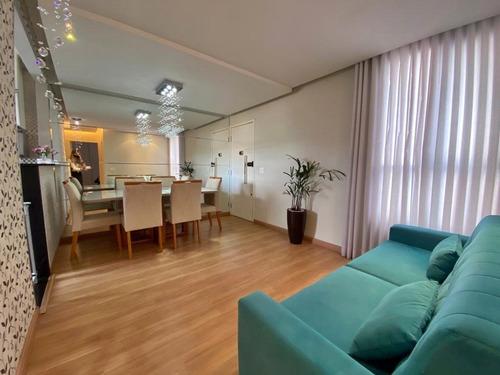 Apartamento 3 Quartos 1 Vaga Excelente Localização Serrano - 1290