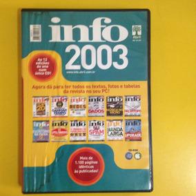 Cd-rom Info 2003 - Editora Abril