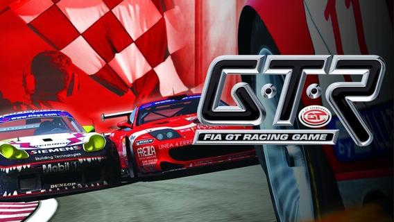 Gtr - Fia Gt Racing Game Steam Key Original