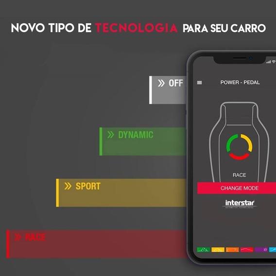 Power Pedal Interstar Bluetooth - Chip De Pedal