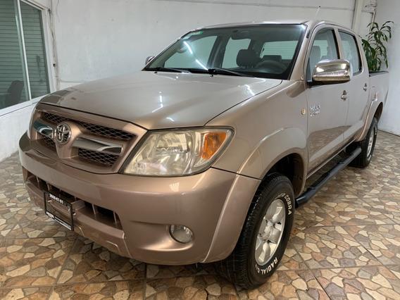 Toyota Hilux Sr Extremadamente Impecable Preciosa Credito