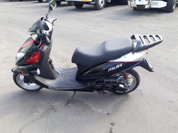 Motocicleta Italika