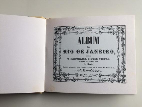 Album Do Rio De Janeiro O Panorama E Doze Vistas C. Linde