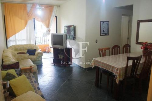 Apartamento Com 2 Dormitórios À Venda, 85 M² Por R$ 273.000,00 - Enseada - Guarujá/sp - Ap9341