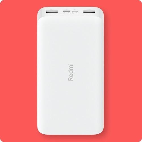 Xiaomi Redmi Powerbank Cargador Portátil 20000mah Disponible