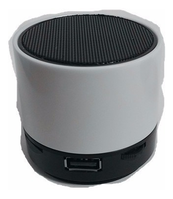 Kit 10pçs Caixa De Som Bluetooth Mini