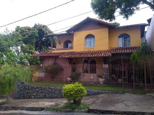 Casa 4 Quartos 1 Suíte No Cachoeirinha - 1599