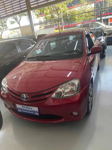 Imagem 1 de 5 de Toyota Etios 2013 1.3 16v Xs 5p