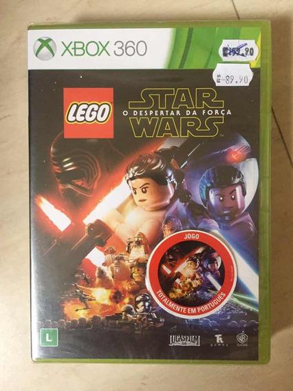 Xbox 360 Lego Star Wars O Despertar Da Força