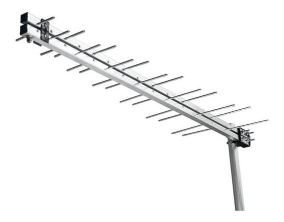 Antena Externa Para Canais Digitais