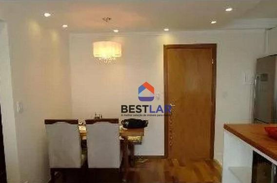 Apartamento Residencial À Venda, Jardim Marilu, Carapicuíba. - Ap2610