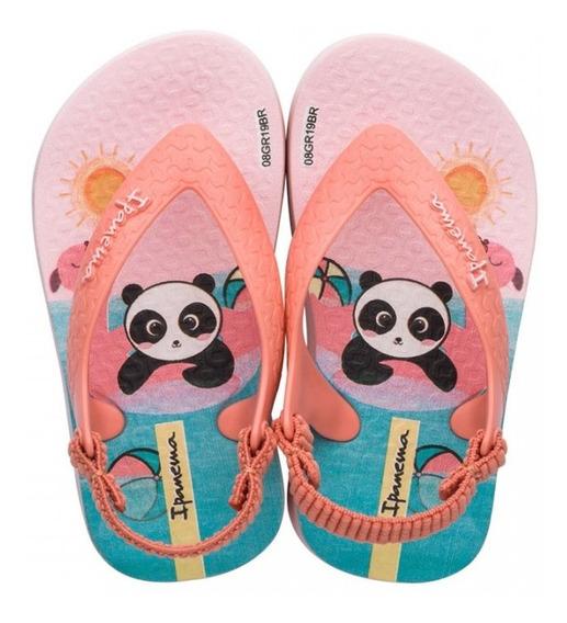 Chinelo Infantil Ipanema Baby - 25431-rosa