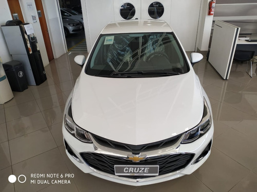 Chevrolet Cruze  Lt Financiacion Directa Y Cuotas !!!!!!!