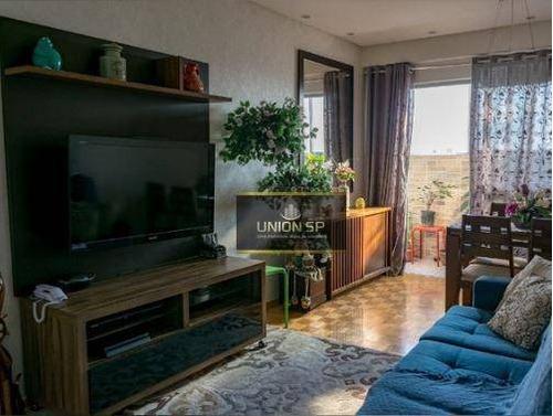 Apartamento À Venda, 66 M² Por R$ 318.000,00 - São Bernardo Do Campo - São Bernardo Do Campo/sp - Ap47668