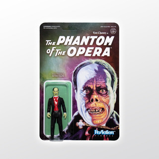 Universal Monsters Reaction Phantom Of The Opera Super 7