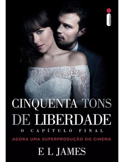 Livro Cinquenta Tons De Liberdade - O Capítulo Final