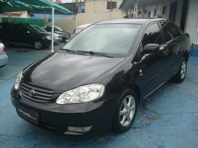 Corolla Xei 1.8 Automático 2004