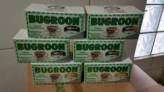 Chá De Bugroon 6cxs C/ 30 Saches 90 G - Bugroon Frete Grátis