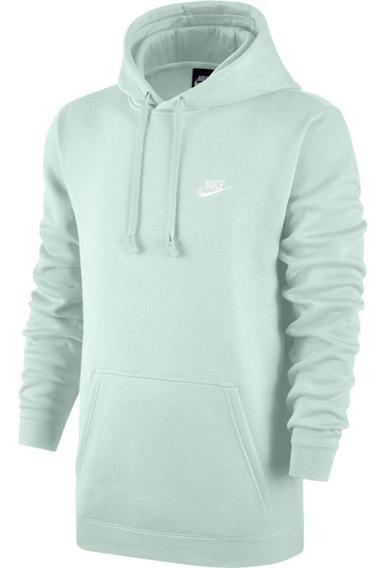 Moletom Masculino Nike Hoodie Flc Club 804346-063