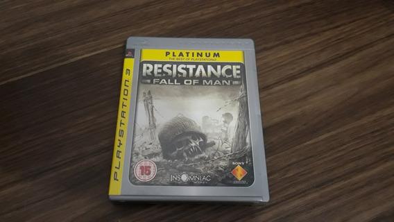 Resistance Fall Of Man Para Ps3