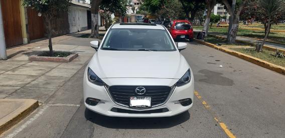 Mazda 3 2019 2.0cc Mecanico Sunroof Solo1,000km Recorrido