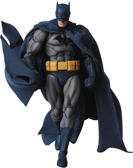 Boneco Batman Hush Mafex Dc Universe Medicom Azul Lacrado