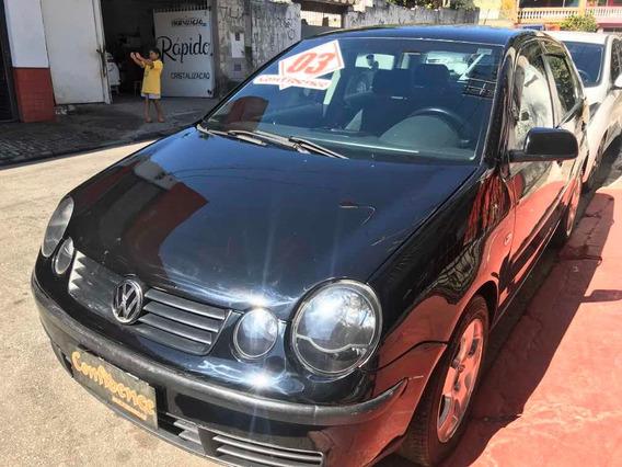 Volkswagen Polo 2003 1.6 5p Completo $12990,00