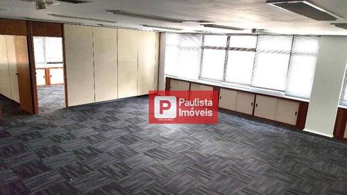 Conjunto Para Alugar, 130 M² Por R$ 4.000,00/mês - Brooklin Paulista - São Paulo/sp - Cj1728