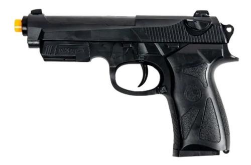 Imagem 1 de 8 de Pistola Airsoft Toy Spring Jg Works 6mm Arsenal Rio