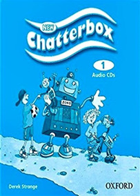 New Chatterbox 1 - Audio Cd (pack Of 2) - Oxford University