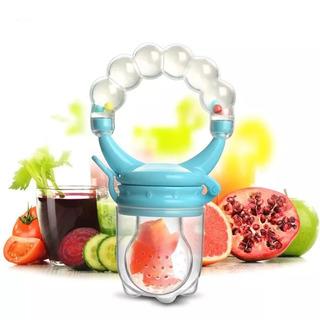 Chupones De Frutas Y Verduras Para Bebés Y Clips Sujetadores