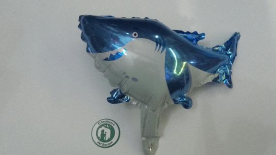 Globo Tiburon Baby Shark Cotillon Hechicero Del Bosque