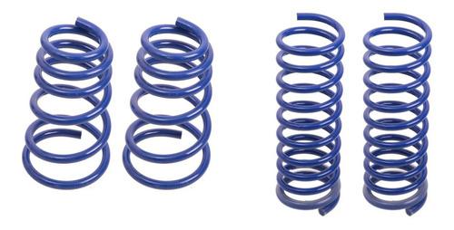 Espirales Progresivos Kit X4 Volkswagen Gol Power 04/11